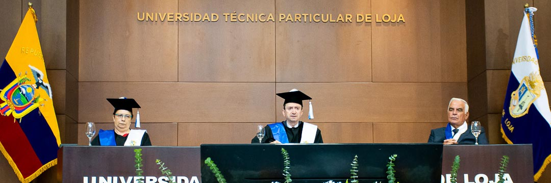 UTPL celebra 50 años de vida institucional