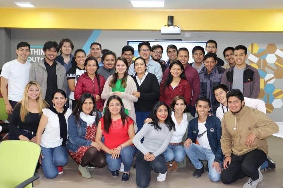 UTPL obtiene premio en innovacion docente