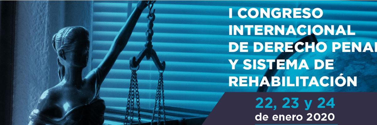 Congreso Derecho Penal en Ecuadorl