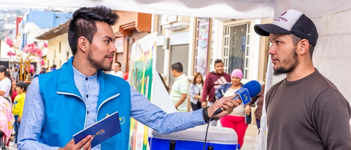 UTPL conmemora el dia del periodista ecuatoriano