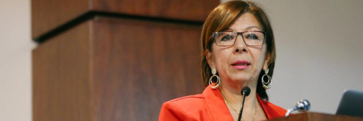 Docente UTPL es asignada como nueva presidenta de la ALCP