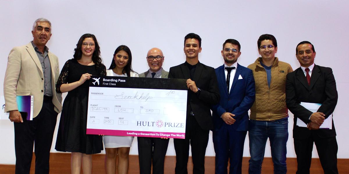 Emprendedores de UTPL competirán en la etapa regional de Hult Prize