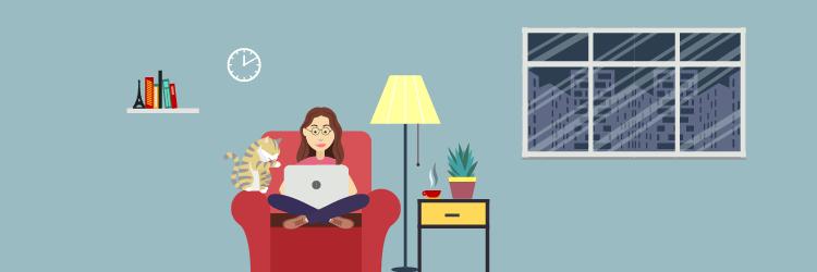 5 consejos para estudiar a distancia y no morir en el for Estudiar interiorismo a distancia