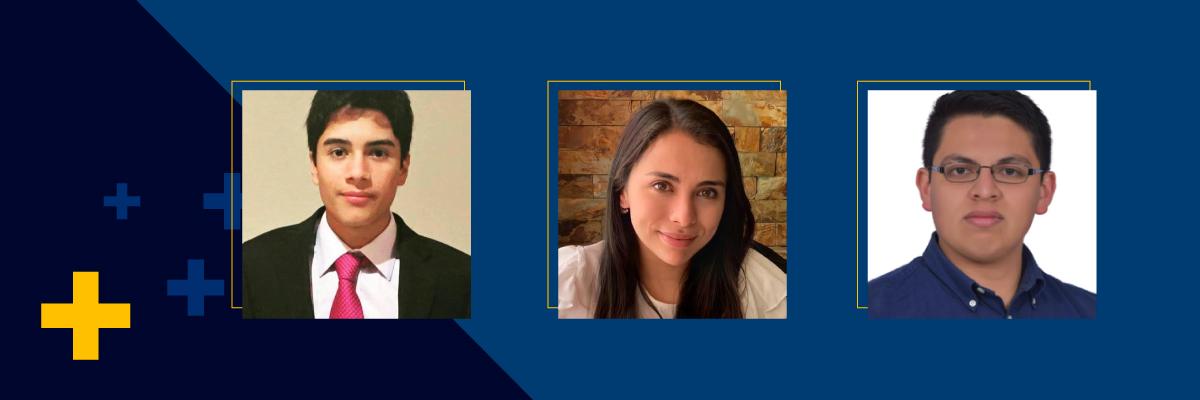 Tres estudiantes de la carrera de Economía de la UTPL obtuvieron el 2do lugar en el Campeonato Interuniversitario de Economía, organizado por el Círculo Adam Smith de la Universidad Espíritu Santo (UESS).