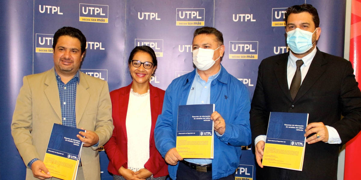 UTPL socializa resultados de indicadores de tránsito vehicular