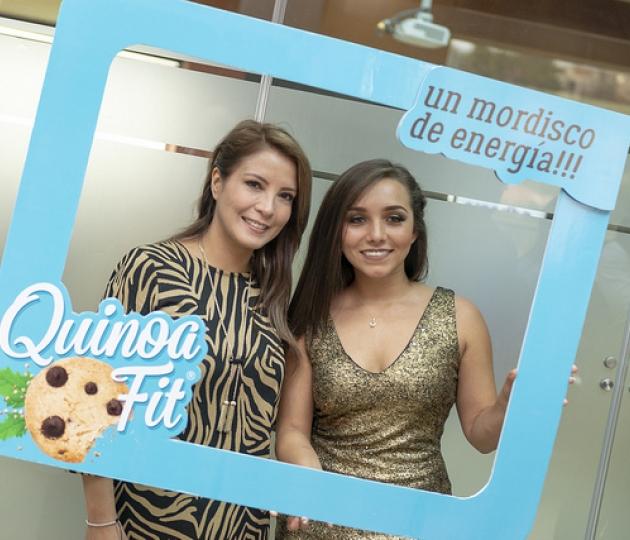 Lanzamiento de Quinoa Fit Galletas _16