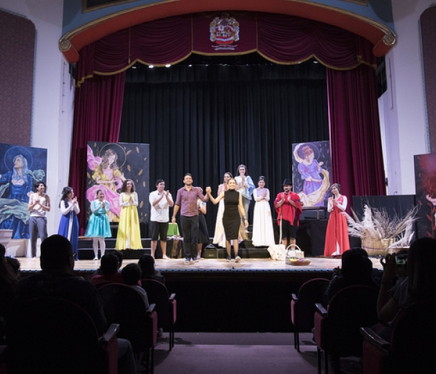 """Obra de Teatro """"María"""""""