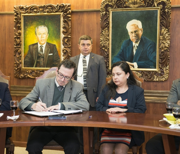 Designación de nuevas autoridades de titulaciones y secciones de la UTPL