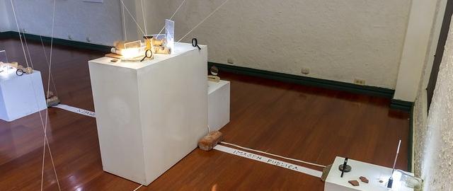 """Exposición """"Habitar-El Territorio"""""""
