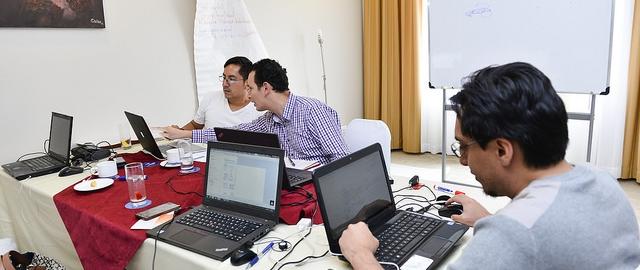 Segundo taller intensivo para el desarrollo de patentes