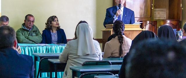 Presentación de revista Saber Amar.
