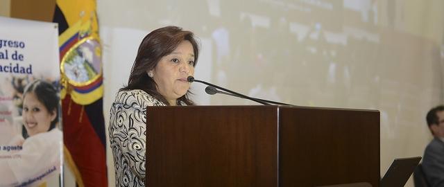 IV Congreso Nacional de Discapacidad