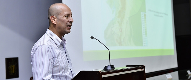 """Ciclo de conferencias: """"Convive con los ríos"""""""