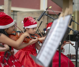 Inauguración de la Navidad UTPL_24