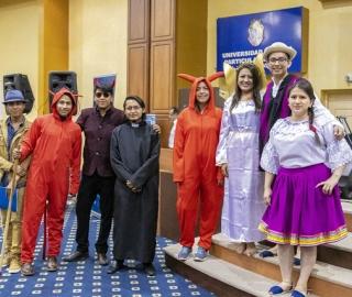 Encuentra Nacional del Parlamento Universal de la Juventud