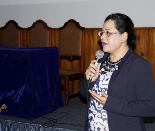 Conferencia Magistral sobre Tuberculosis
