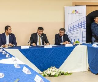 UTPL y Asamblea Nacional firman convenio de cooperación interinstitucional