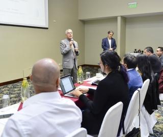 Primer taller intensivo para el desarrollo de patentes