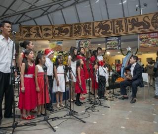 Inauguración de la Navidad UTPL_29