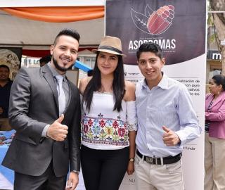 """Lanzamiento de emprendimiento: """"Asopromas"""""""