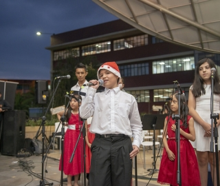 Inauguración de la Navidad UTPL_37