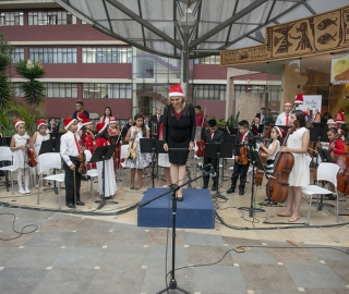 Inauguración de la Navidad UTPL_27