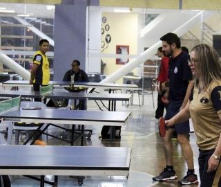 IX Olimpiadas Deportivas UTPL-Tenis de mesa