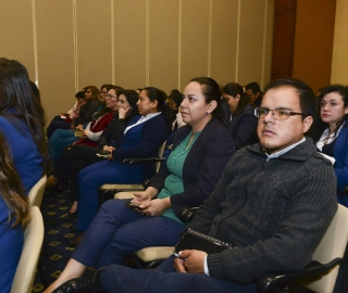 Socialización del proceso de evaluación institucional.