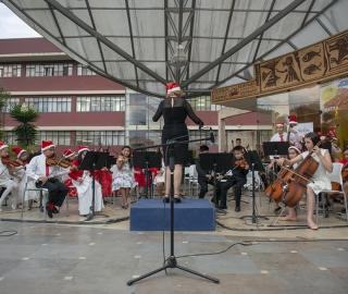 Inauguración de la Navidad UTPL_26