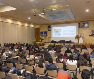UTPL realiza el II Congreso Mariano: Latinoamérica Siglo XXI - Raíces Marianas.