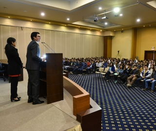Jornada de presentación de los espacios de formación, integración, acompañamiento y servicios estudiantiles