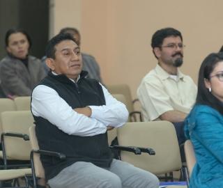 """Charla """"Contaminación Radioactiva de Aguas; Parámetros y Normativa Vigente"""""""