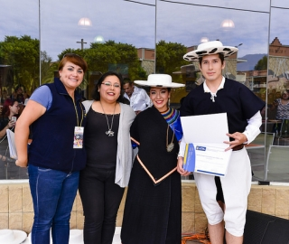 V Festival Internacional de Folklore FESFIN - UTPL