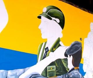 UTPL promueve la creación de murales
