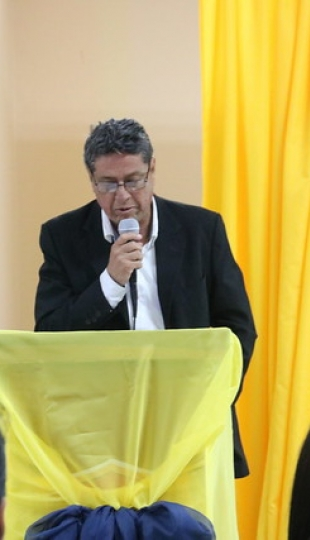 Inauguración de la Oficina de Información y Gestión UTPL en Pedernales