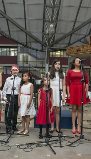 Inauguración de la Navidad UTPL_28