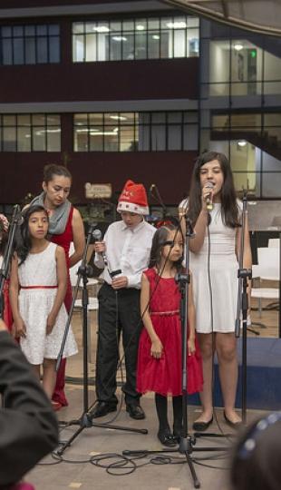 Inauguración de la Navidad UTPL_34