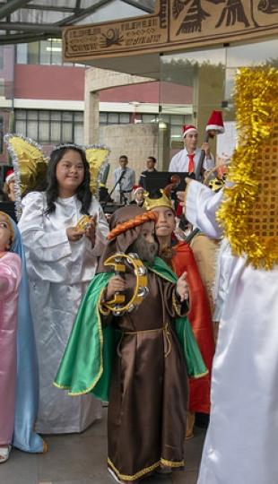 Inauguración de la Navidad UTPL_22
