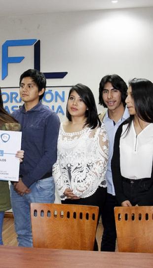 Premiación II - Innovatón UTPL