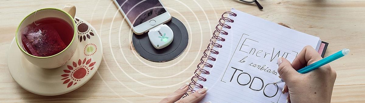 Tecnología para cargar el móvil de forma inalámbrica