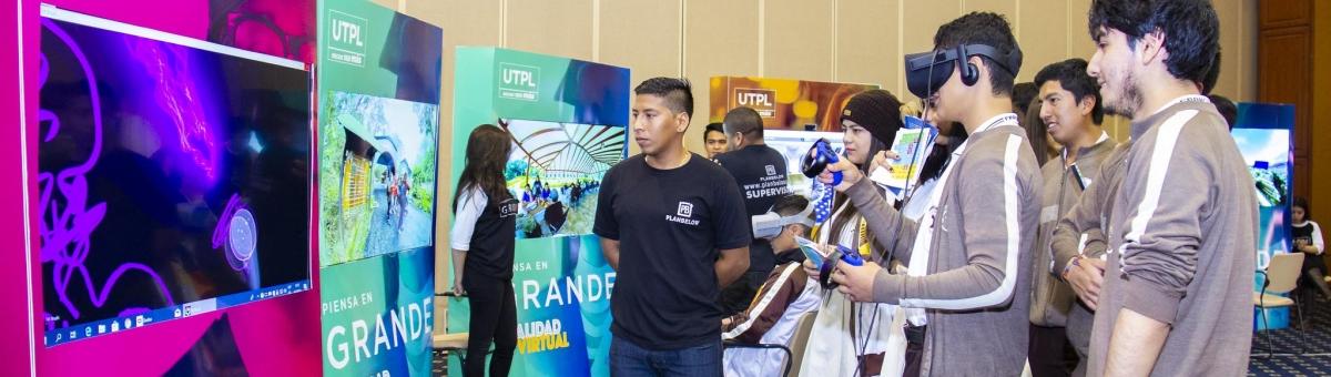 UTPL realizará el día de la realidad virtual con varias actividades