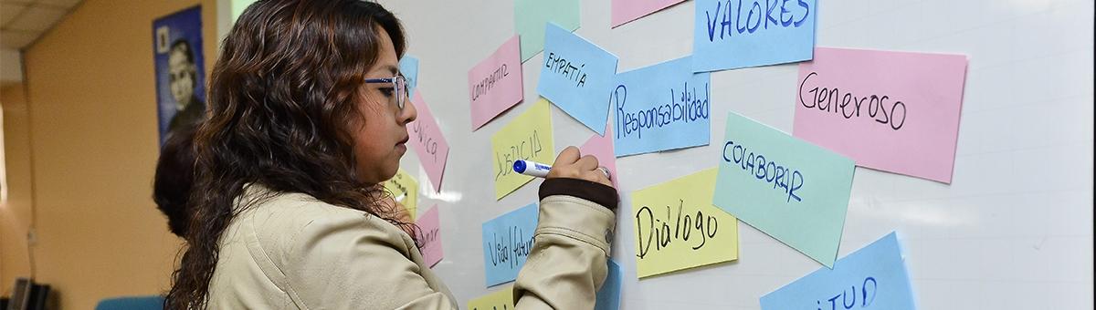 Cómo formar en valores aporta a la educación integral - proyecto de vinculación UTPL