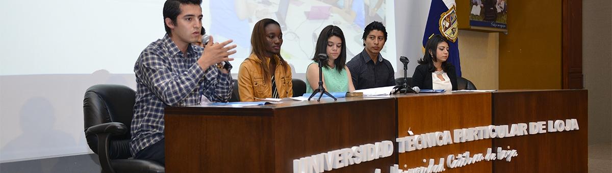 Encuentro Nacional del Parlamento Universal de la Juventud - Ecuador 2017