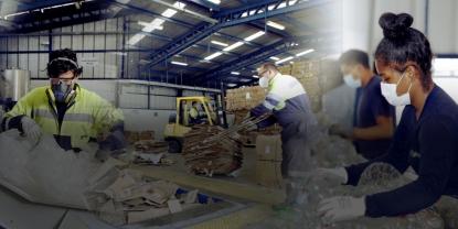 UTPL implementa punto de reciclaje en alianza con la empresa GIRA ECUADOR