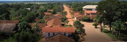 Proyecto arquitectónico en Bolivia