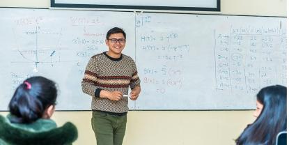 Docente UTPL participará en Encuentro Lindau con los Premios Nobel de Física