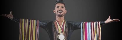José Antonio Romero un soñador que rompe barreras y marca triunfos