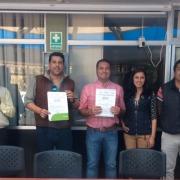 Estación Agropecuaria recibe certificación por parte de Agrocalidad