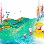 Acciones educativas para la prevención de incendios forestales