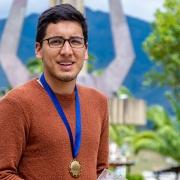 Estudiante UTPL triunfa en concurso internacional de oratoria - Ecuador, UTPL